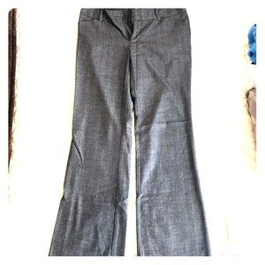 Mossimo Gray/Black Slacks